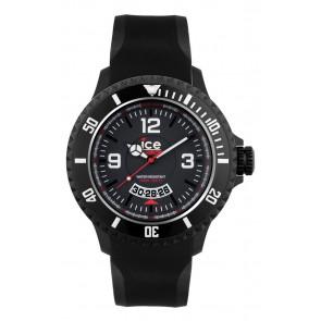 Cinturino per orologio Ice Watch DI.BW.XB.R.11 Plastica Nero 20mm