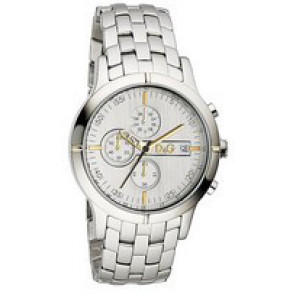 Cinturino per orologio Dolce & Gabbana DW0481 Acciaio Acciaio