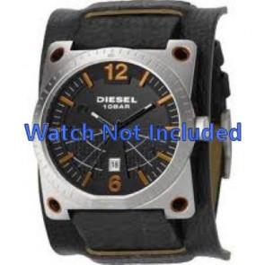 Cinturino per orologio DZ1212 Pelle Nero 28mm