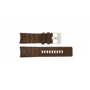 Cinturino per orologio Diesel DZ4037 Pelle Marrone 26mm