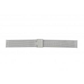 Cinturino per orologio Universale 18.1.5-ST-ST Milanese Acciaio 18mm