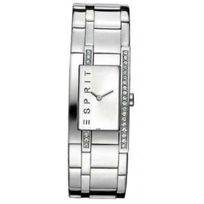 Cinturino per orologio Esprit 000J42 / ES 000 M 02016 / ES000M020 Acciaio Acciaio 17mm