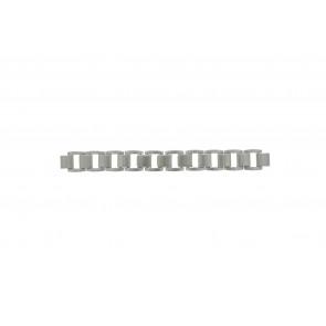 Esprit cinturino dell'orologio STA-10X10 Metallo Argento 10mm