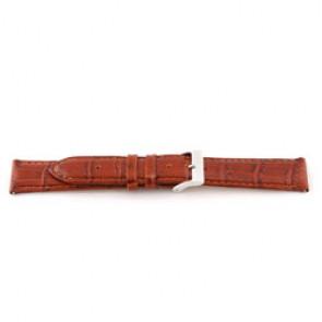 Cinturino per orologio Universale C335 Pelle Cognac 12mm