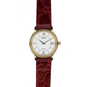 Cinturino per orologio Jaguar J601-1 / J601-7 Pelle Bordò 14mm