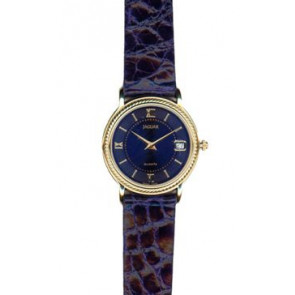 Cinturino per orologio Jaguar J601-5 Pelle Blu 14mm