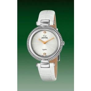 Cinturino per orologio Jaguar J832-1 Pelle Bianco