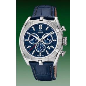 Cinturino per orologio Jaguar J857-2 Pelle Blu