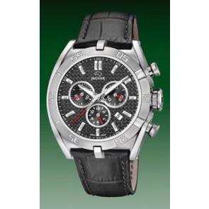 Cinturino per orologio Jaguar J857-3 Pelle Grigio