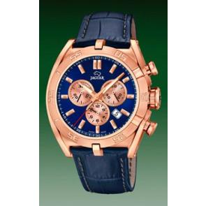 Cinturino per orologio Jaguar J859-2 Pelle Blu