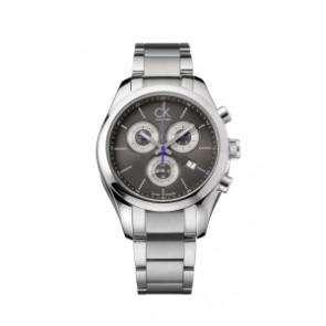 Cinturino per orologio Calvin Klein K0K27107 / K605000026/ K0K27120 Acciaio inossidabile Acciaio 22mm