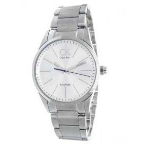 Cinturino per orologio Calvin Klein K2241120 Acciaio Acciaio