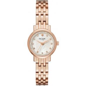 Kate Spade New York cinturino dell'orologio KSW1243 / MINI MONTEREY Metallo Salito