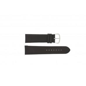 Cinturino per orologio WoW E.5316 Pelle Marrone scuro 22mm