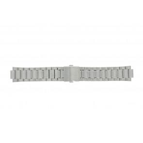 Lorus cinturino dell'orologio RH971CX9 / PC32 X040 Metallo Argento 20mm