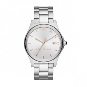 Cinturino per orologio Marc by Marc Jacobs MJ3583 Acciaio Acciaio 18mm