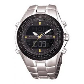 Cinturino per orologio Pulsar NX14-X001 Acciaio