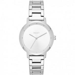 Cinturino per orologio DKNY NY2635 Acciaio Acciaio 14mm