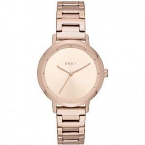 Cinturino per orologio DKNY NY2637 Acciaio Salito 14mm