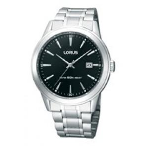 Cinturino per orologio Lorus RH995BX9 / PC32 X029 Acciaio Acciaio