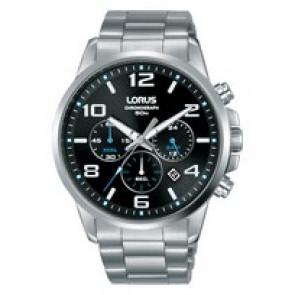 Cinturino per orologio Lorus VD53-X317-RT391GX9 Acciaio Acciaio