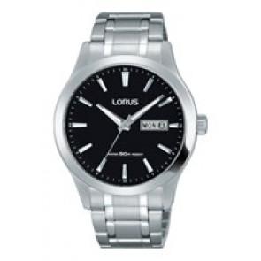 Cinturino per orologio Lorus VX43-X096-RXN23DX9 Acciaio Acciaio