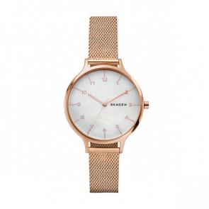 Cinturino per orologio Skagen SKW2633 Acciaio Salito 14mm