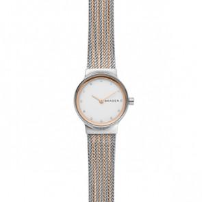 Cinturino per orologio Skagen SKW2699 Acciaio Bi-colore 14mm