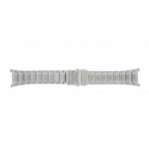 Prisma cinturino dell'orologio SPECST27 Metallo Argento 27mm