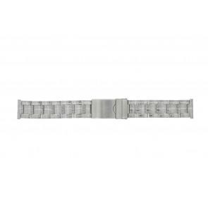 Morellato cinturino dell'orologio ST0420 Metallo Argento 20mm