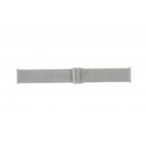 Morellato cinturino dell'orologio ST1722 Metallo Argento 22mm