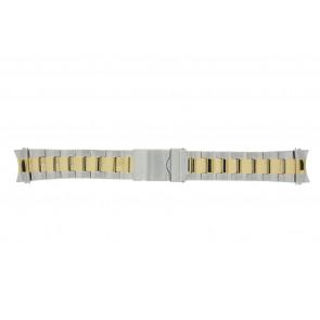 Prisma cinturino dell'orologio STBI22 Metallo Bi-colore 22mm