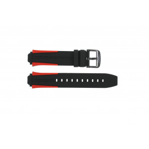 Cinturino per orologio Tissot T1114173744101A / T603040970 Silicone Multicolore