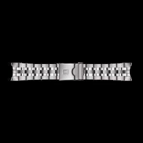 Cinturino per orologio T0554271101700A / T605034054 Acciaio 19mm