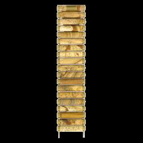 Cinturino per orologio Tissot T608014383 / T608.R151917 Ceramica Marrone