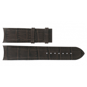 Cinturino per orologio Tissot T610028569 Pelle Marrone