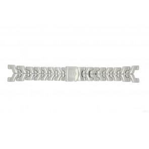 Cinturino per orologio Tag Heuer CJ1112 - YZ8643 Acciaio Acciaio 20mm