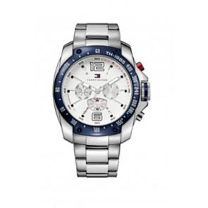 Cinturino per orologio Tommy Hilfiger TH-190-1-27-1299 / TH-190-1-27-1298 / TH1790872 / TH1790871 Acciaio inossidabile Acciaio 25mm