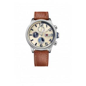 Cinturino per orologio Tommy Hilfiger TH-102-1-14-2038 / TH679301952 Pelle Cognac 22mm