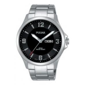 Cinturino per orologio Pulsar VJ33-X024-PJ6079X1 Acciaio Acciaio 22mm