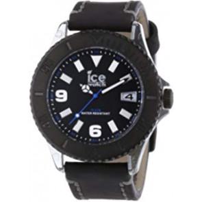 Cinturino per orologio VTBKB.B.L.13 / VTBK.BB.L.13 Pelle Nero 24mm