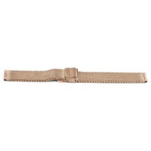 Cinturino per orologio Universale YF101 Acciaio Salito 18mm