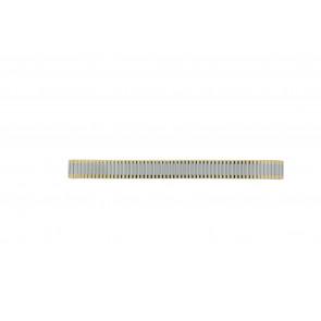 Cinturino per orologio Universale Bicolor-14 Haka-Flex Acciaio Bi-colore 14mm