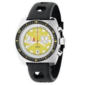 Cinturino per orologio Zodiac ZO2221 Plastica Nero