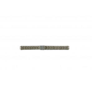 Morellato cinturino orologio A02D02140840140099 Acciaio Argento 9mm
