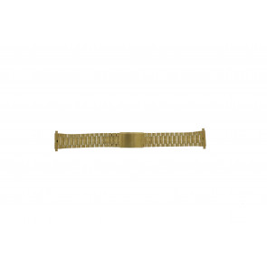 Morellato cinturino orologio A02U03230250220099    Acciaio Oro (Placcato) 18mm