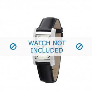 Armani cinturino orologio AR-0103 Pelle Nero 14mm