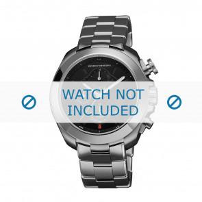 Cinturino per orologio Buddha to Buddha 46mm / BTB.M.R.CH.05 / BTB.M.R.CH.02 Acciaio 21mm