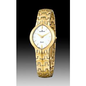 Cinturino per orologio Candino C4227-1 / C4227-2 / C4227-3 (BA02192) Acciaio Placcato oro