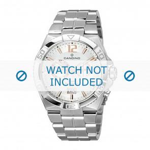 Candino cinturino dell'orologio C4405 Metallo Argento 29mm